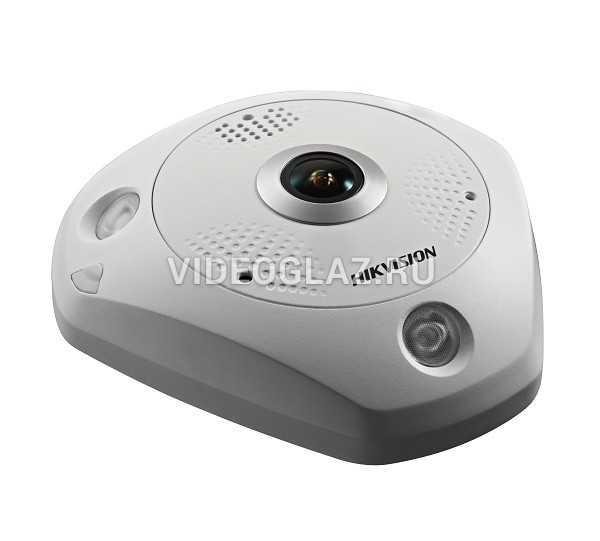 Видеокамера Hikvision DS-2CD6332FWD-IVS