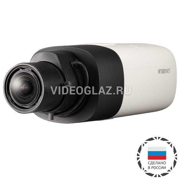 Видеокамера Wisenet XNB-6000/CRU