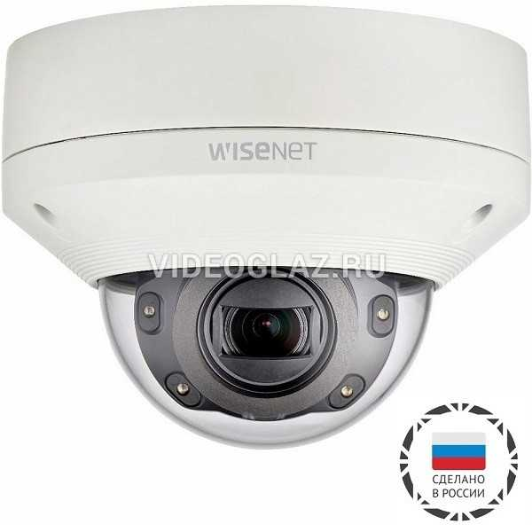 Видеокамера Wisenet PNV-9080R/CRU