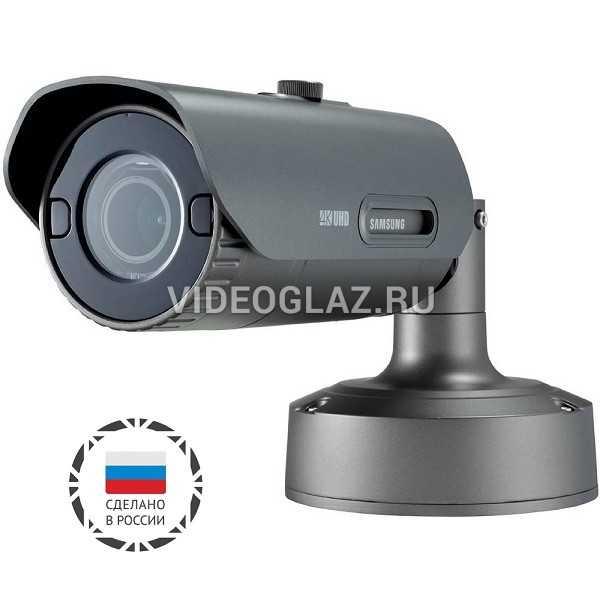 Видеокамера Wisenet PNO-9080R/CRU