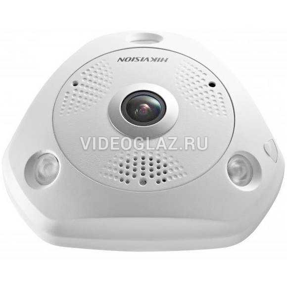 Видеокамера Hikvision DS-2CD6W32FWD-IVS