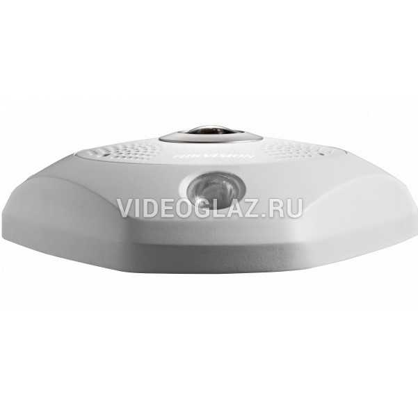 Видеокамера Hikvision DS-2CD6365G0E-IS (1.27mm) (B)