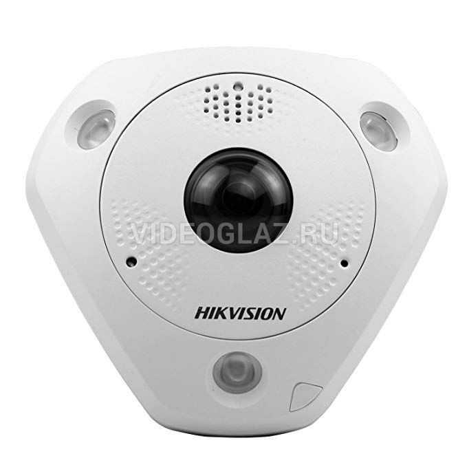 Видеокамера Hikvision DS-2CD6365G0E-IVS (1.27mm) (B)