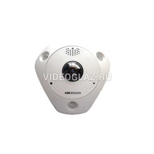 Видеокамера Hikvision DS-2CD6365G0-IVS (1.27mm)