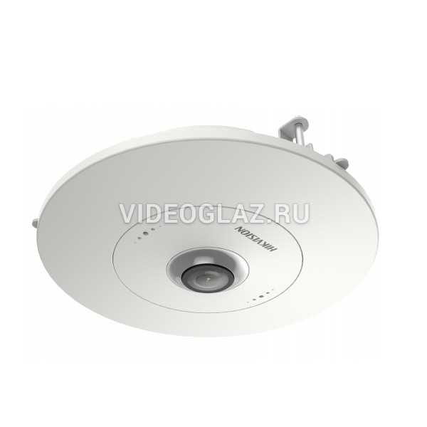 Видеокамера Hikvision DS-2CD63C5G0E-S/RC (2mm)