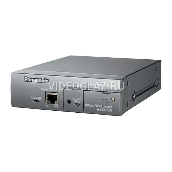 Panasonic WJ-GXE500E