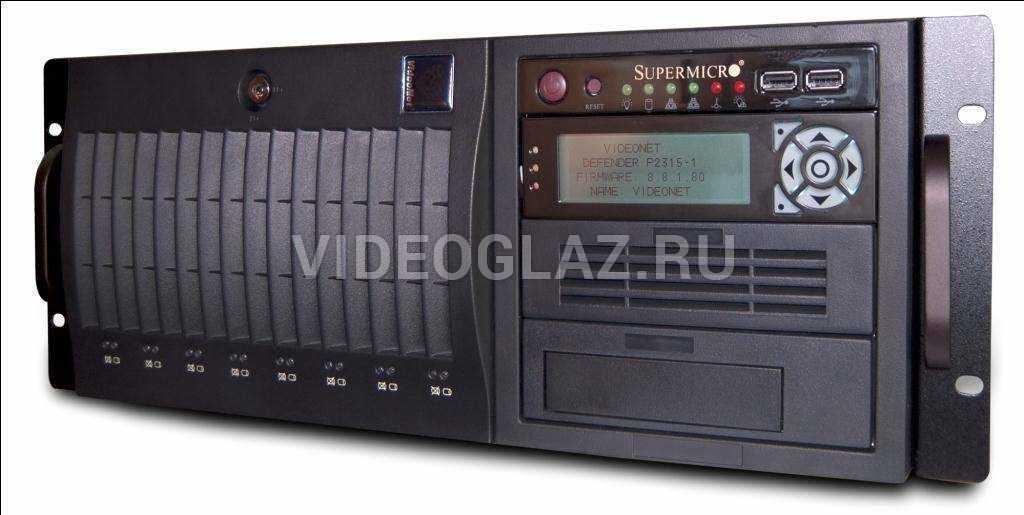 VideoNet Defender VN9-16IP Pro
