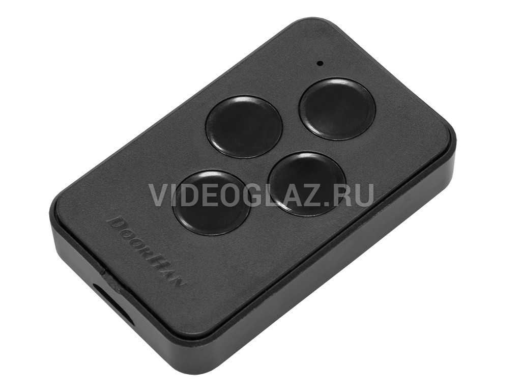 DoorHan Transmitter 4PRO-Black