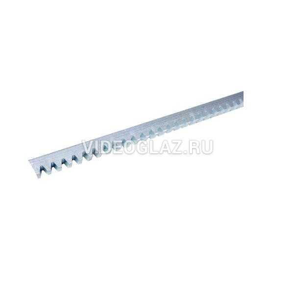 FAAC Рейка зубчатая оцинкованная 30х30х1000 мм (719328)