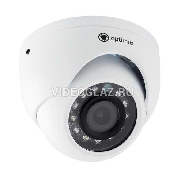 Видеокамера Optimus AHD-H052.1(3.6)_V.2