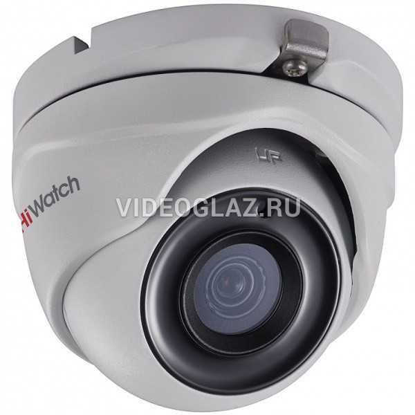Видеокамера HiWatch DS-T303 (6 mm)