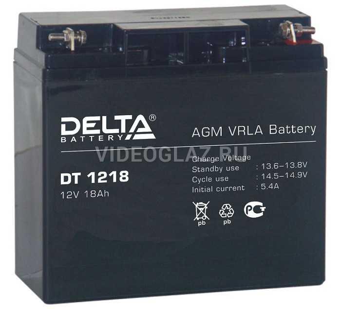 Delta DT 1218