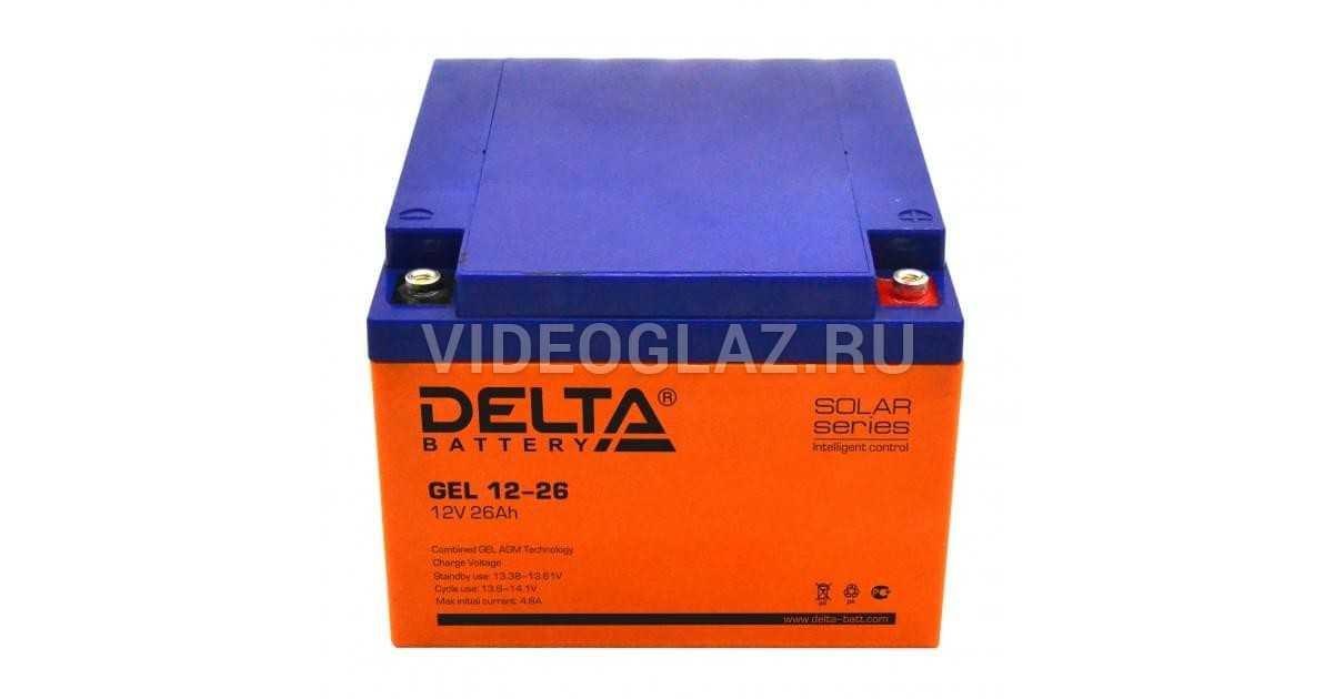 Delta GEL 12-26