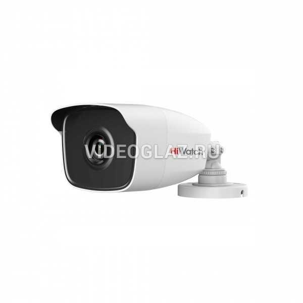 Видеокамера HiWatch DS-T220 (6 mm)