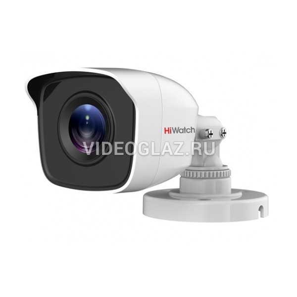 Видеокамера HiWatch DS-T200S (3.6 mm)
