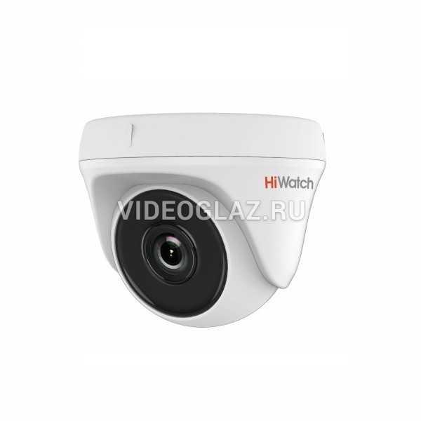 Видеокамера HiWatch DS-T203S (3.6 mm)