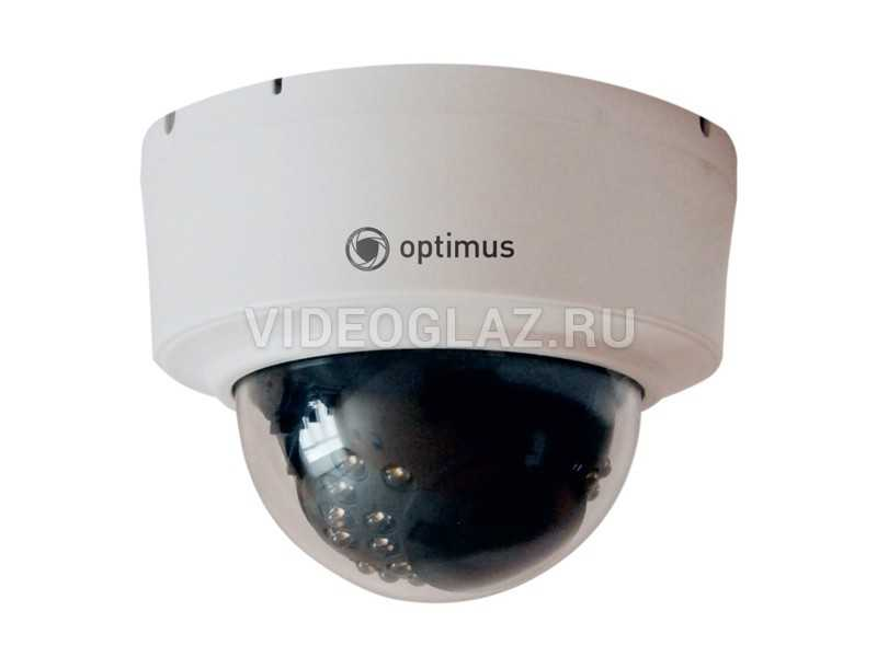 Видеокамера Optimus IP-E022.1(2.8)PE