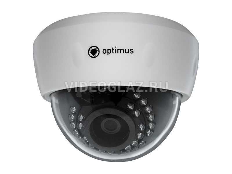 Видеокамера Optimus IP-E021.0(2.8)