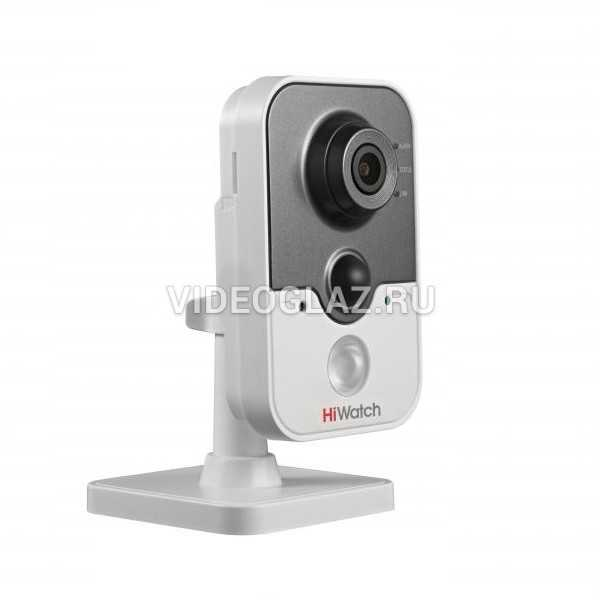 Видеокамера HiWatch DS-T204 (6 mm)