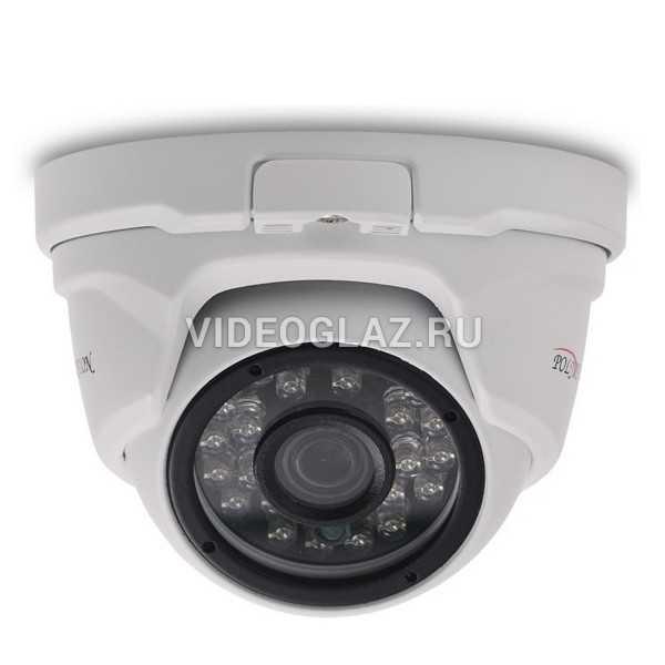Видеокамера Polyvision PD-IP2-B2.8 v.2.4.2