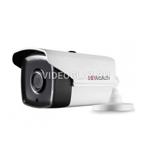 Видеокамера HiWatch DS-T220S (6 mm)