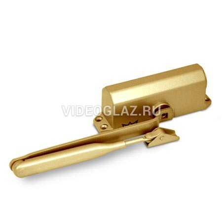 Dorma TS77 EN3 золотой (76050102)
