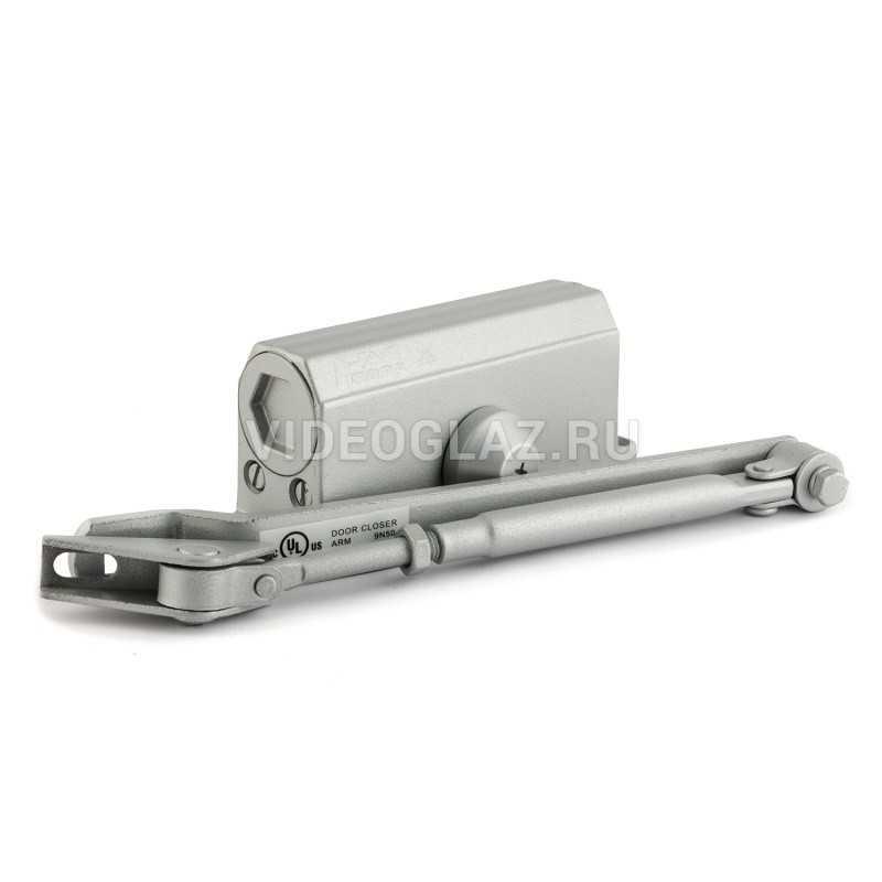 Нора-М Доводчик №2s F (до 50кг) (серый)