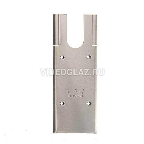 Dorma Крышка BTS75V нерж. сталь(46700059)