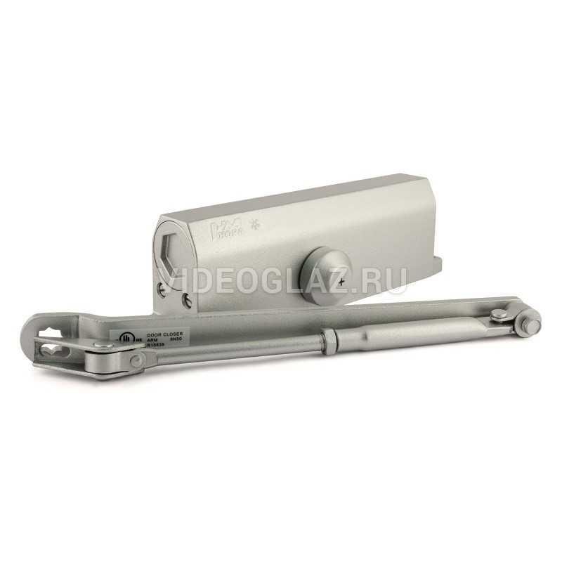 Нора-М Доводчик №5S (до 160кг) (серебро)