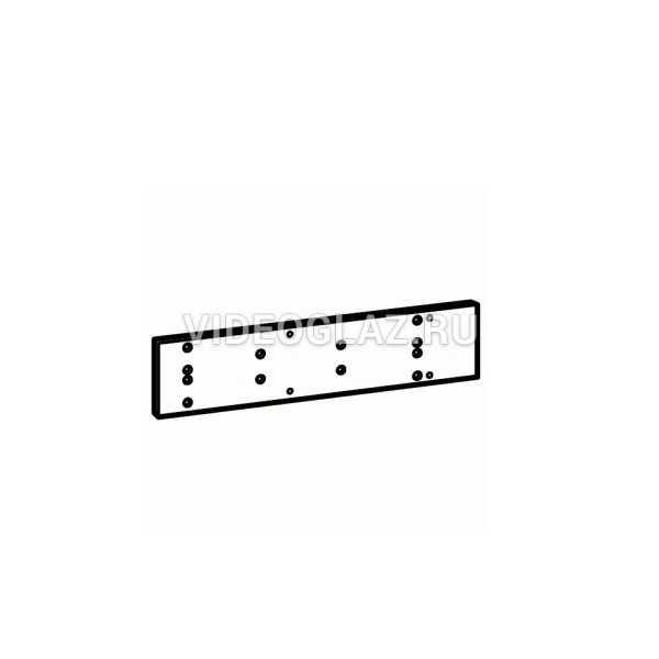 Dorma Монтажная пластина для TS71 и 72 серый(22002101)