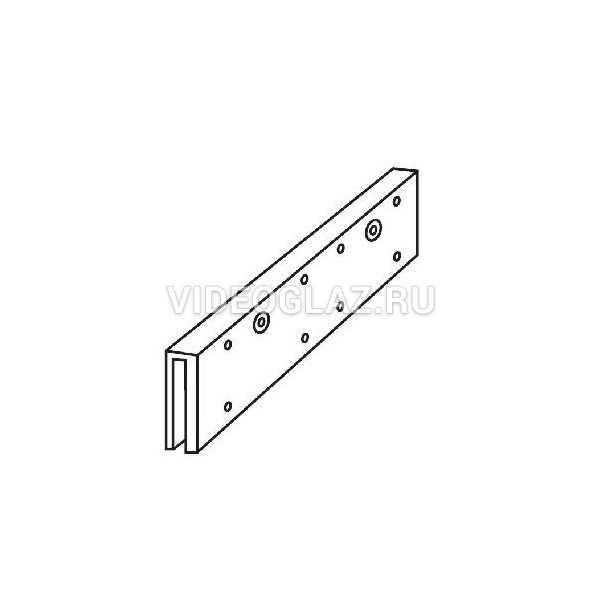 Dorma Монтажная пластина для TS73 белый(37000103)