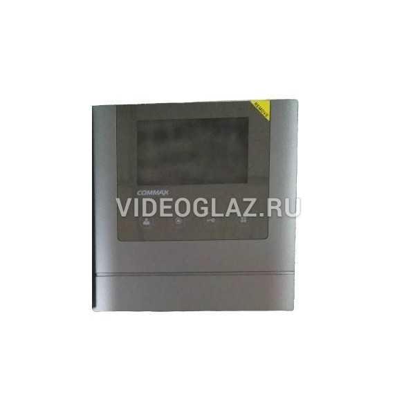 Commax CDV-43M(Mirror) серебро