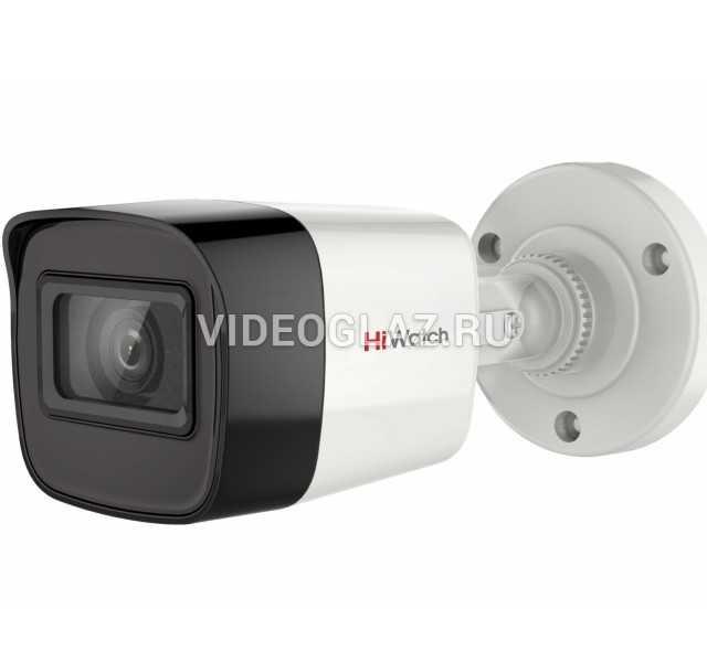 Видеокамера HiWatch DS-T520 (С) (6 mm)