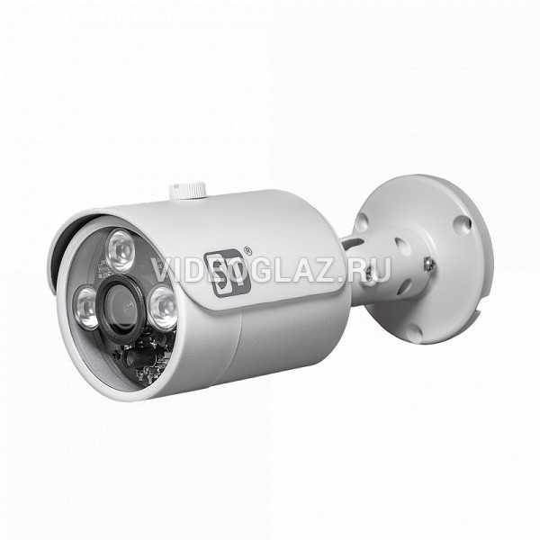 Видеокамера Space Technology ST-181 M IP HOME H.265 АУДИО (2,8mm)