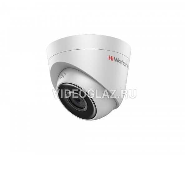 Видеокамера HiWatch DS-I103 (6 mm)