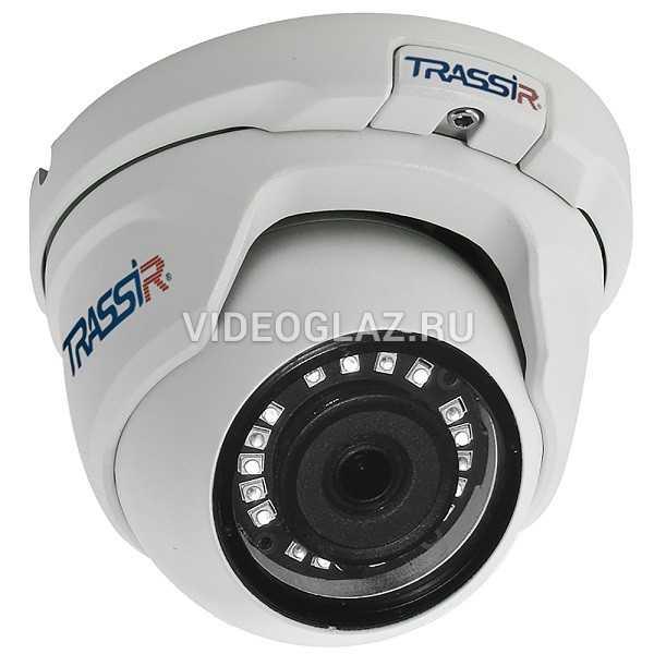 Видеокамера TRASSIR TR-D2S5-noPoE