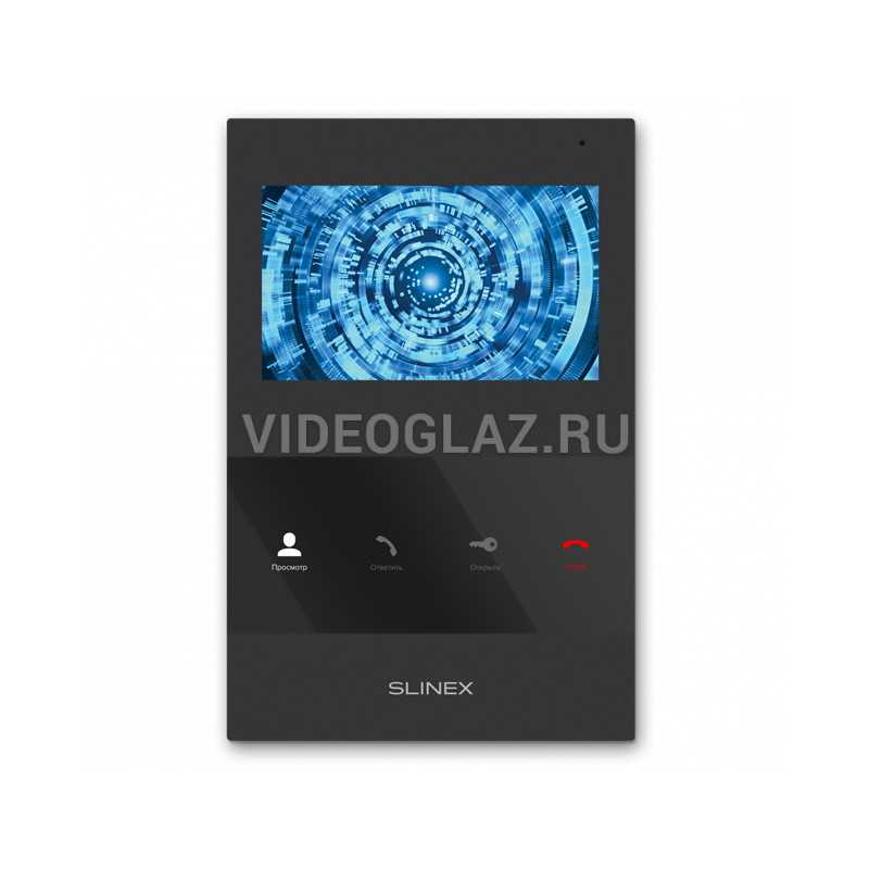 Slinex SQ-04M Black