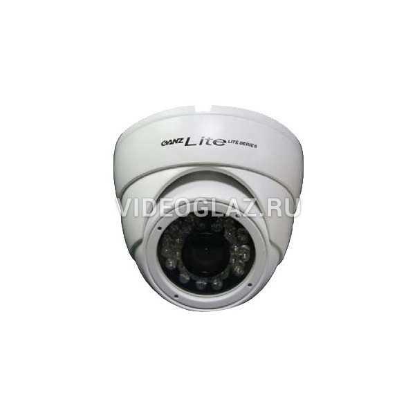 Видеокамера GANZ LTB-IR3.6PS