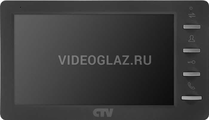 CTV-M1701MD графит