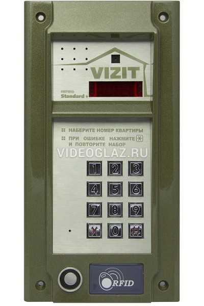 VIZIT БВД-М202RTCP