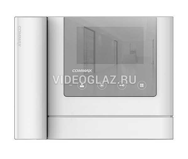 Commax CDV-43MH/XL (Mirror) белый
