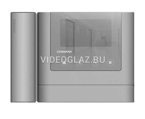 Commax CDV-43MH/XL (Mirror) серый