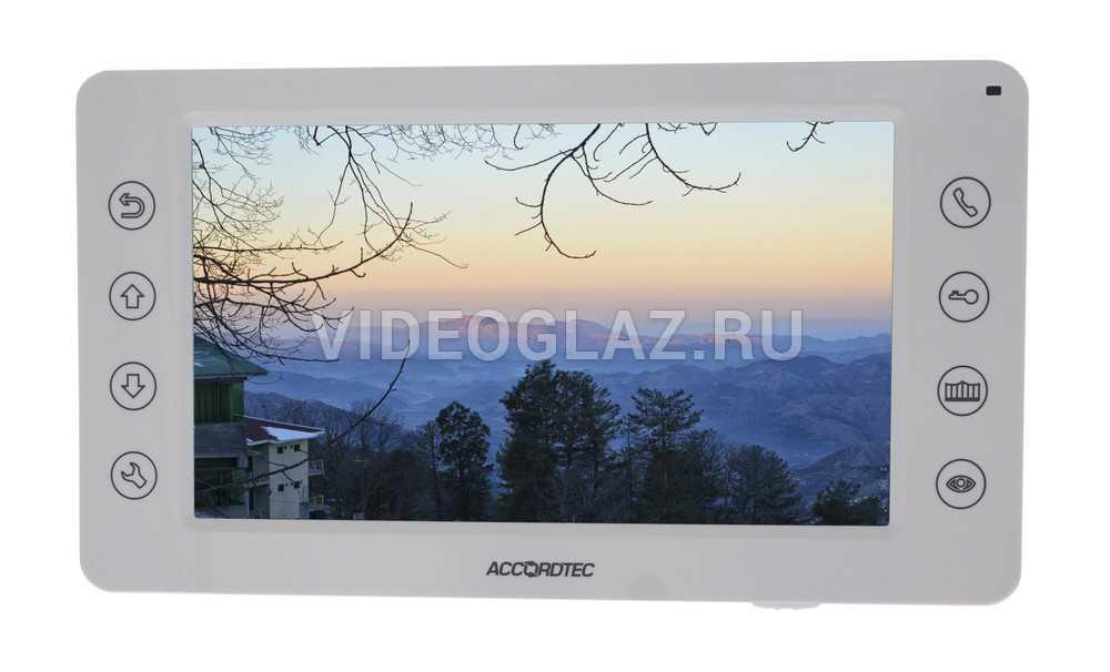 AccordTec AT-VD 750C/SD WH K EXEL