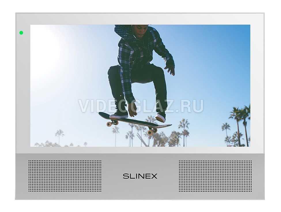 Slinex Sonik 7(White+Silver)