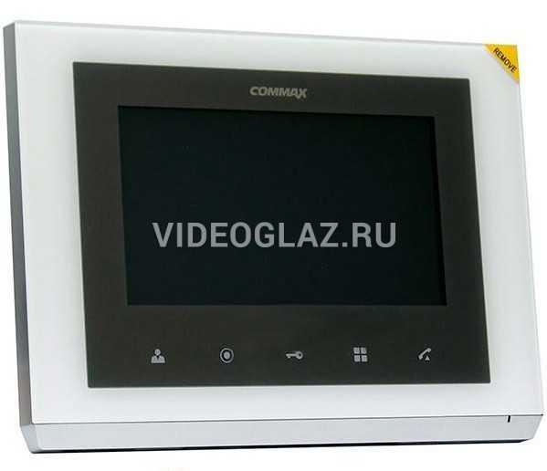 Commax CMV-70S белый