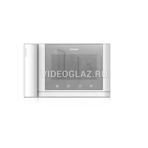 Commax CDV-70MH/VZ (Mirror) белый
