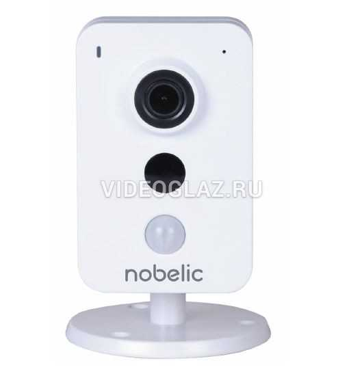 Видеокамера Nobelic NBLC-1110F-MSD с поддержкой Ivideon