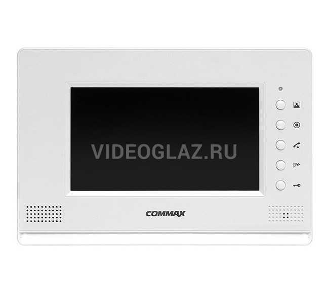 Commax CDV-71AM белый XL
