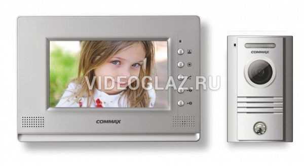 Commax CDV-70AR3 / DRC-40KR2