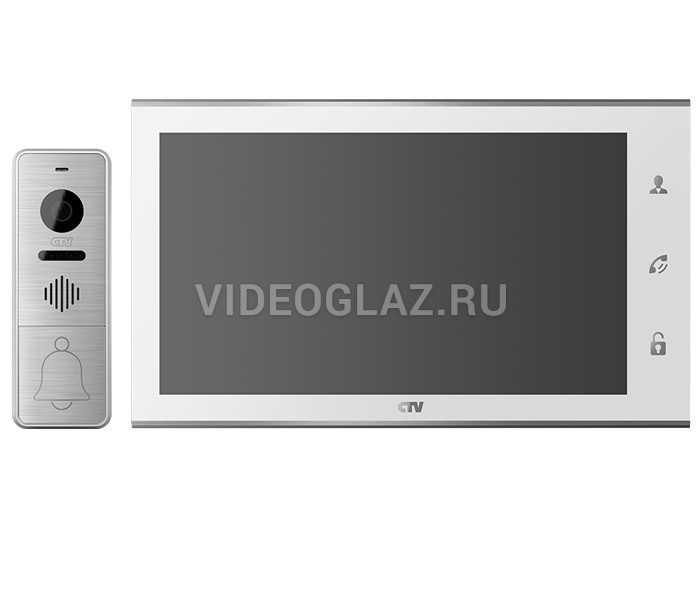 CTV-DP4105AHD W